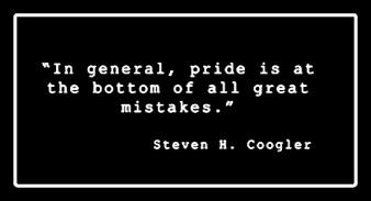 Steven H. Coogler Pride